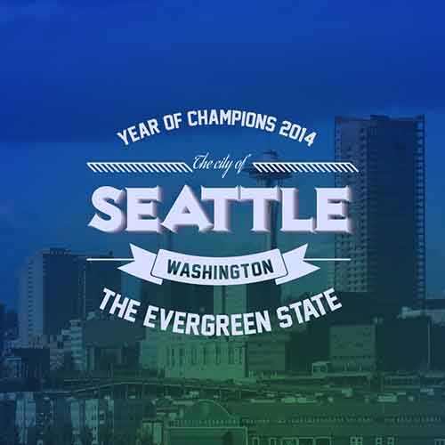 Seattle Typography